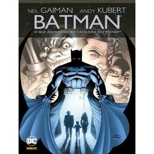 BATMAN: O QUE ACONTECEU AO CAVALEIRO DAS TREVAS? post thumbnail image