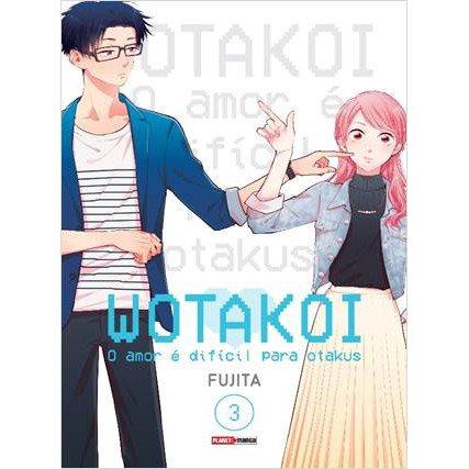 Wotakoi: O amor é dificil para otakus Vol. 3 post thumbnail image