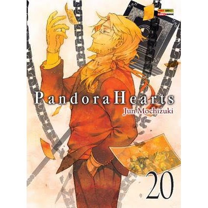 PANDORA HEARTS ED. 20 post thumbnail image