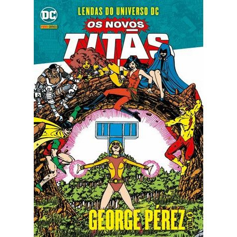 LENDAS DO UNIVERSO DC: OS NOVOS TITÃS VOL. 06 post thumbnail image