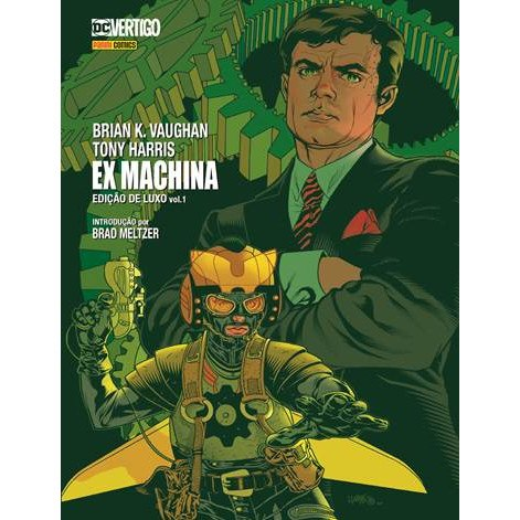 EX MACHINA: ED. DE LUXO VOL. 1 post thumbnail image