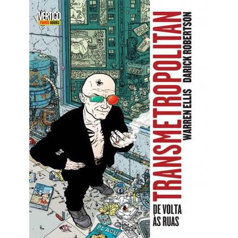 TRANSMETROPOLITAN VOL. 1 post thumbnail image