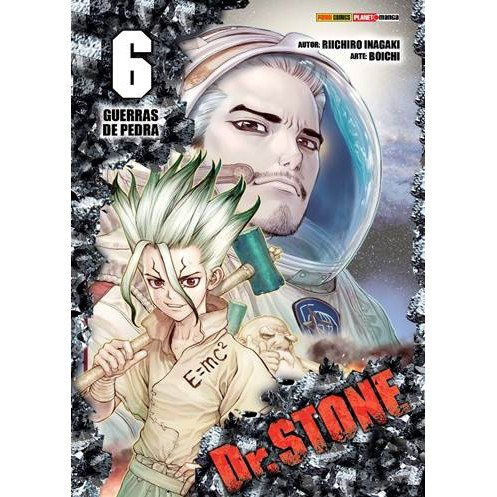 Dr. Stone vol. 6 post thumbnail image
