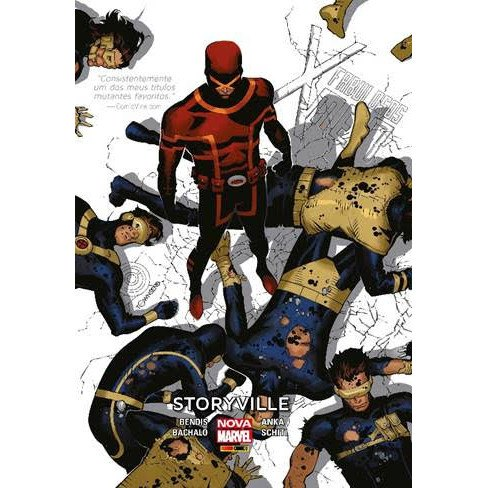 FABULOSOS X-MEN: STORYVILLE post thumbnail image