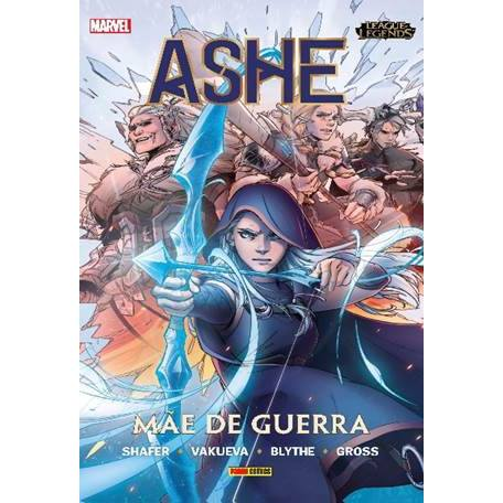 LEAGUE OF LEGENDS: ASHE – MÃE DE GUERRA post thumbnail image